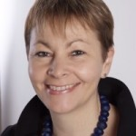 Greens MP Caroline Lucas