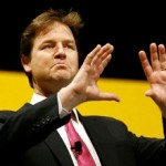 Nick Clegg lies
