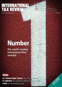 International Tax Review March issue