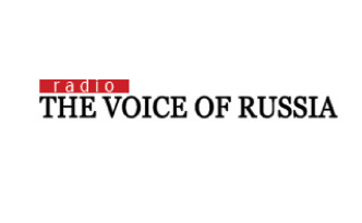 The voice of Russia
