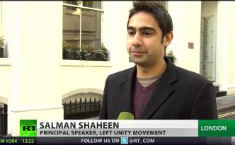 Salman Shaheen RT bedroom tax