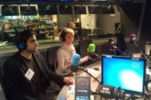 Salman Shaheen BBC World Service