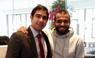 Salman Shaheen & Hussain Manawer